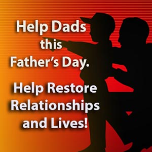 Help dads this Father's Day.