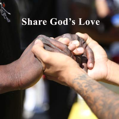 Faith Partners share the love of God.